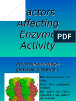 51144635 Factors Affecting Enzyme Activity