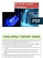Therapi Sinar (Light Therapy)