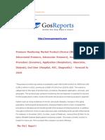 Pressure Monitoring Market Product