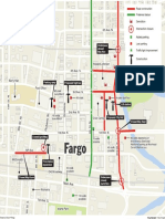 Downtown Fargo construction projects
