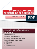 Historia Econc3b3mica Reciente de El Salvador3