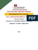 Ept Tic3 Programa Anual 3ro