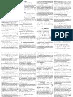 Formulas c