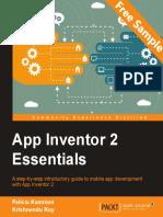 App Inventor 2 Essentials - Sample Chapter
