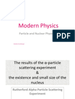 26 - Particle and Nuclear Physics