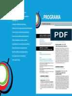 Programa2012 III Cumbre COMPOL