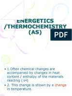 5 - Chemical Energetics
