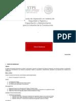 NOM-031 Empresas Medianas