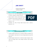 Job Sheet Pemeriksaan Fisik ( Ttv )