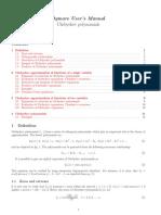 Cheb Yshev Polynomials