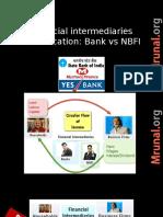 Bank vs NBFI