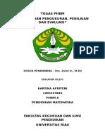 Tugas 1 Phbm - Kartika Afriyeni