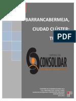 Articulo Cluster Barranca