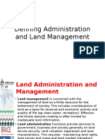 Rationale - Engr. Pacis - Defining Administration and Land Management.pptx