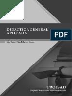 Didactica General Aplicada