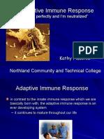 The Adaptive Immune Response on Lineppt711