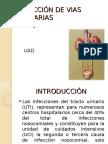 Infecciones de las vías urinarias