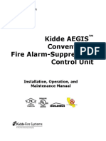 Kidde Aegis Manual