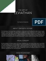 Art of Leviathan Progress