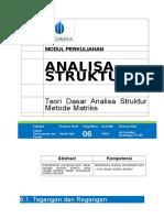 Modul Analisa Struktur 2 [TM6]