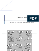 Lecture 1 Classes and Objects