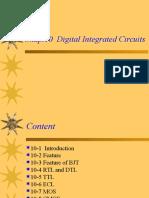 97 Digital Electronics Chap10 Lecture 2 BJT