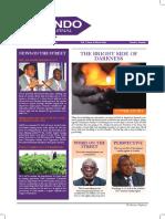 Katondo Street Journal March 2016