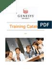 222635154 Genesys Training Catalogue
