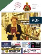 De Krant Van Gouda, 7 April 2016