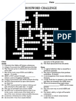 02 HIV and AIDS Crossword Puzzle