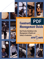 Construction Management Safety Guide(1)