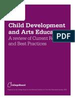 NCCAS Child Development Report
