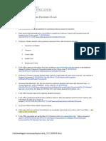 practicum placement process job aid
