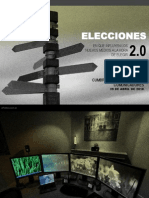 Presentacion Cumbre de Comunicadores - Elecciones 2.0