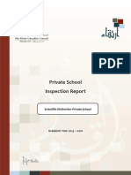 ADEC Scientific Distinction Private School 2015 2016