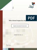 ADEC Diyafahi International Private School 2013 2014