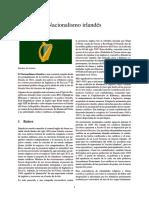 Nacionalismo irlandés