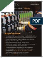 Weezap & Lynx Info