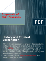 2. Diagnosis of Skin Diseases