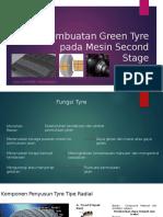 GT Radial Second Stage (Perakitan/Building)