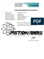 Formulir Pendaftaran LKTI