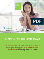 9 Benefits of Using HR SOFTWARE