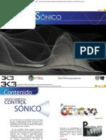 Diseño Ambiental Control Sónico