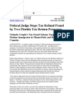 US Department of Justice Official Release - 01642-06 tax 533