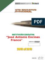 Pei José Antonio Ef 2016