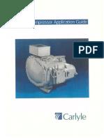 Guia de Aplicação de Compressor Parafuso 06NA Carrier 574-076