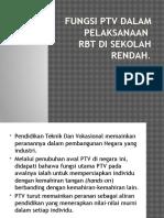 Pelaksanaan PTV