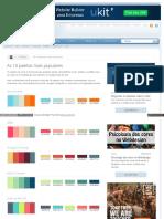 Wmonline Com Br Design Paletas de Cores 1