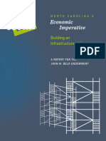North Carolinas Economic Imperative Building an Infrastructure of Opportunity