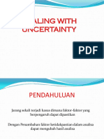 Chapter 10 Dealing With Uncertainty